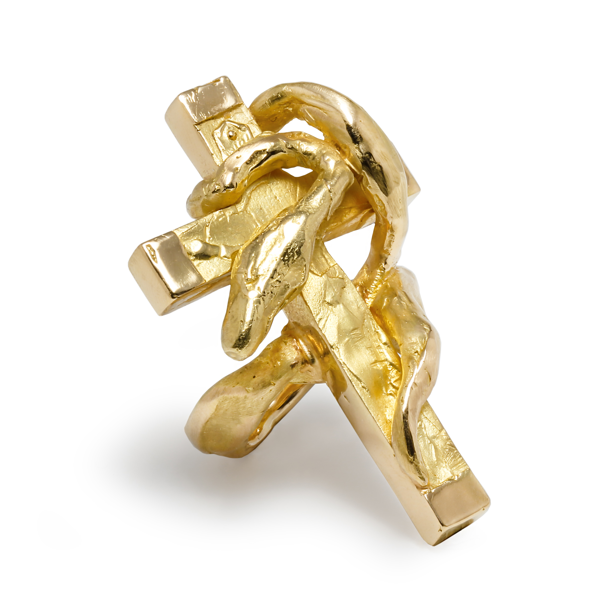 product ring img gold silver l and square a rings crucifix